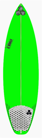 "Custom FEVER 6' 1"" for Kevin Serafini"
