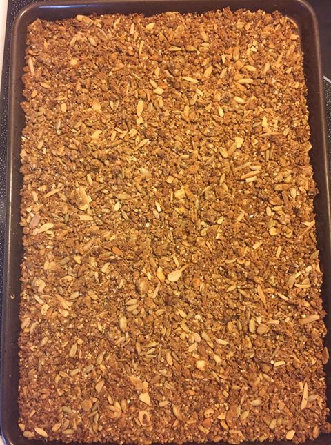 Christy's Granola