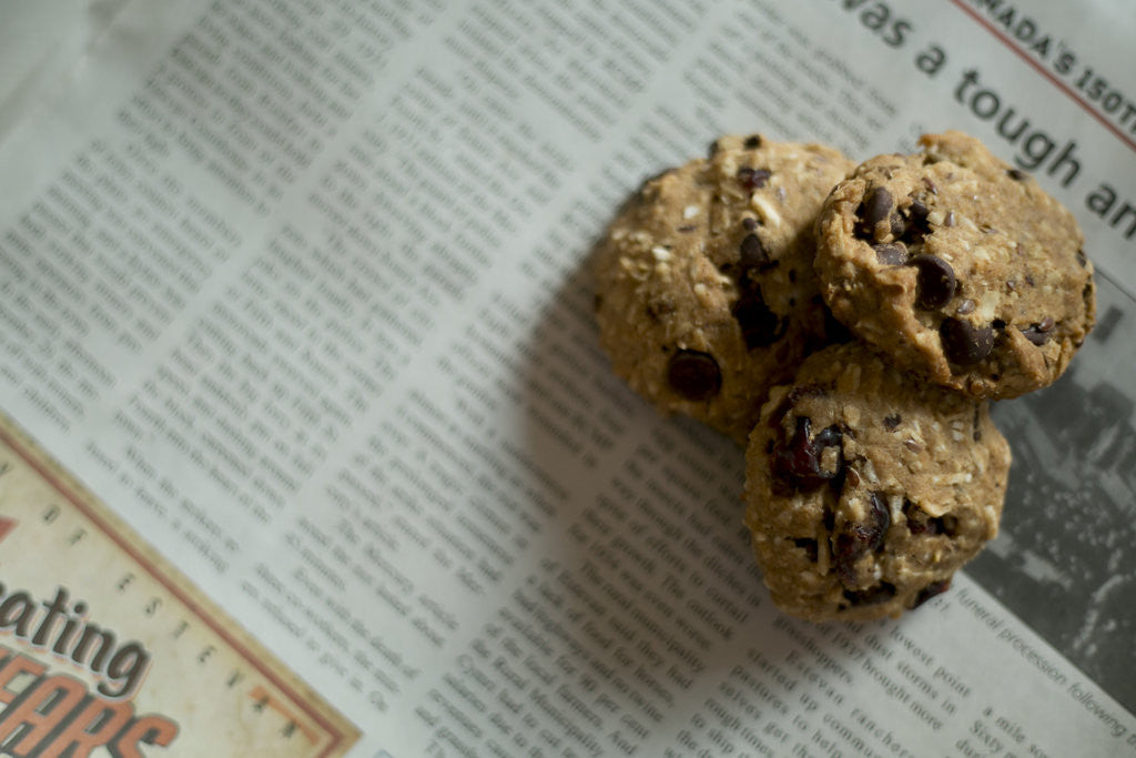 Vegan Cereal Cookies