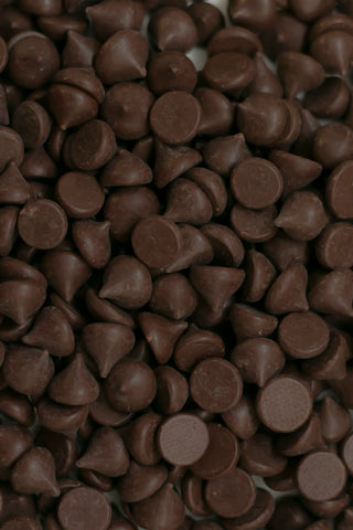 Dark Chocolate Chips-Fair Trade, Dairy Free