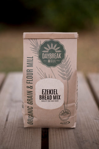 Ezekiel Bread Mix