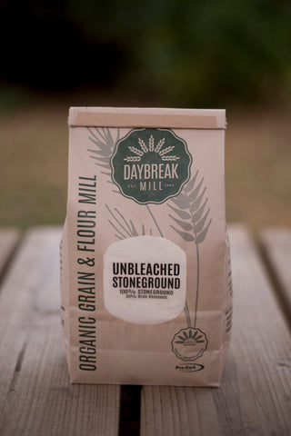 Unbleached Stoneground Flour (Hard Red)