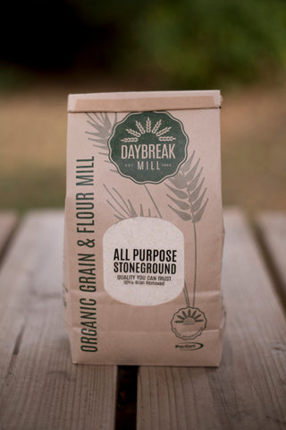 All Purpose Flour (Stoneground w/ Nutritional Value Intact)