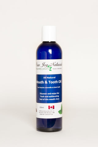 Mouth and Tooth Oil