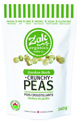 Zak Peas Garden Vegetable