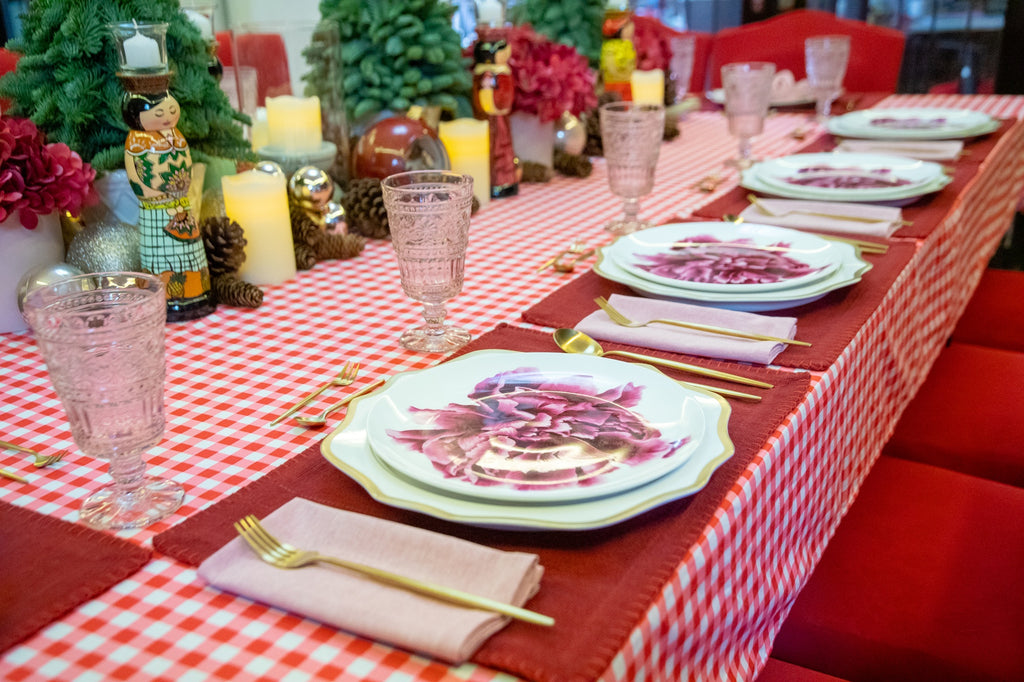 A Christmas Tablescape
