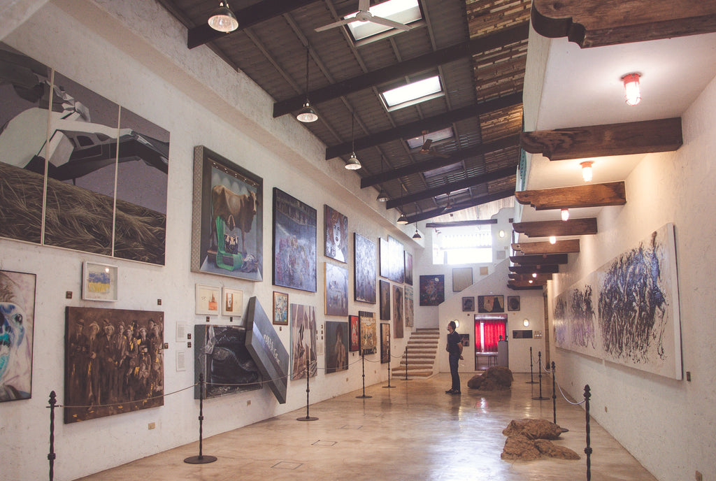 Pinto gallery