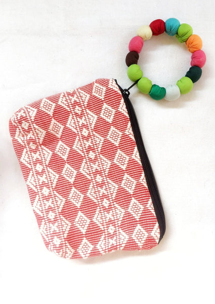 Inabel Wristlet - Red