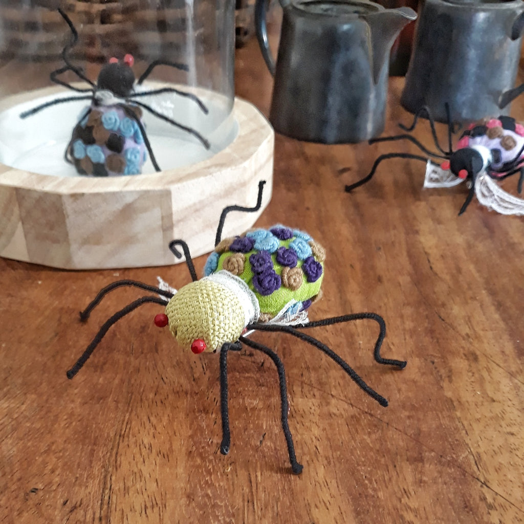 Spider Brooch no. 4