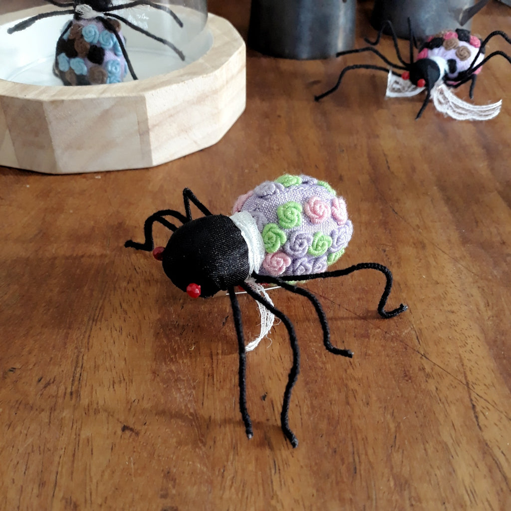 Spider Brooch no. 5