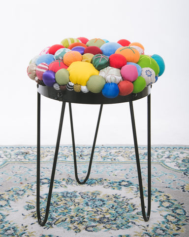 Recycled Trios Stool no. 1