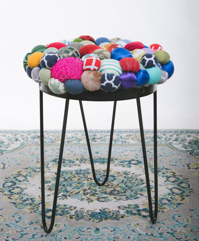 Recycled Trios Stool no. 2