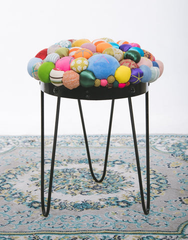 Recycled Trios Stool no. 3