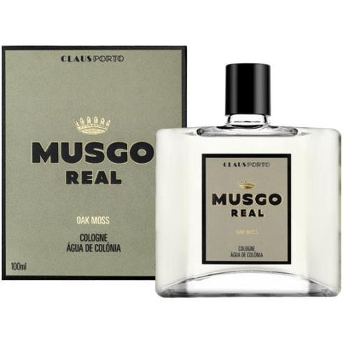 AQUA DE COLONIA   MUSGO REAL – OAK MOSS