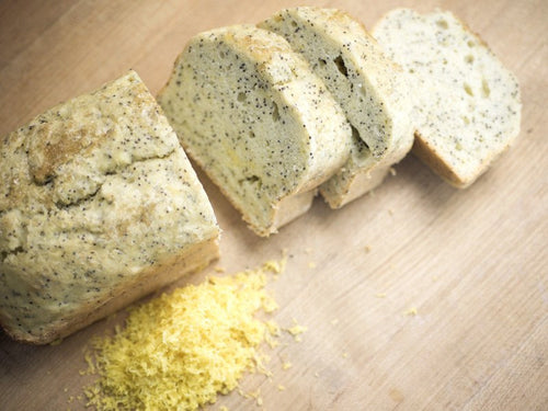 Bread - Lemon Poppyseed Tea Bread