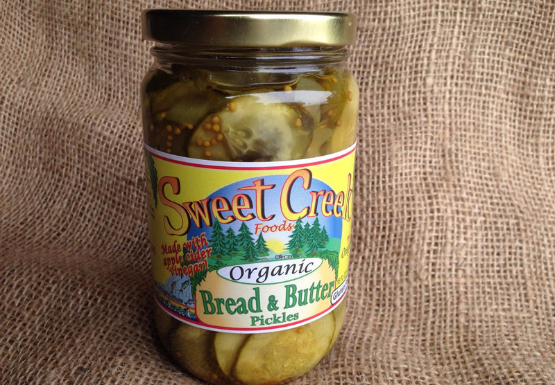 Pickles - Bread and Butter