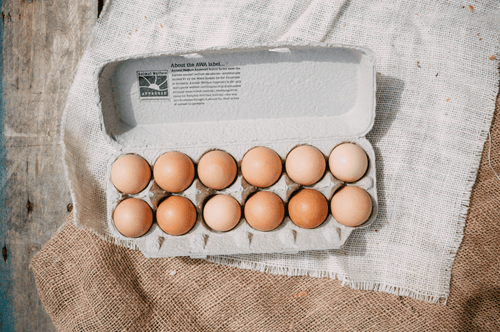 BLOW OUT SALE!!! EGGS- Certified Organic