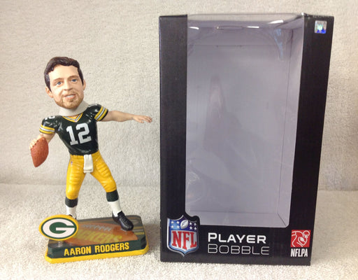 Aaron Rodgers Bobblehead - BobblesGalore