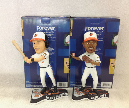 Manny Machado and Adam Jones Bobblehead Set - BobblesGalore