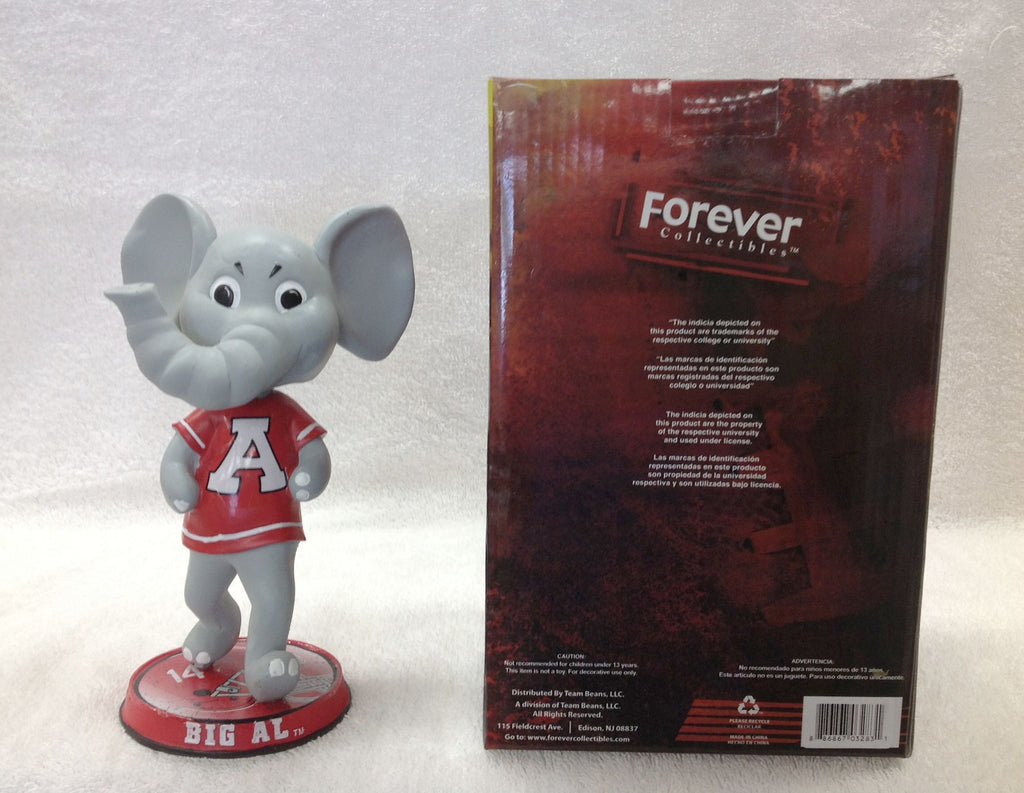 Big Al Alabama Crimson Tide Bobblehead
