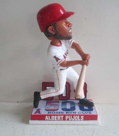 Albert Pujols 500th HOME RUN Bobblehead - BobblesGalore