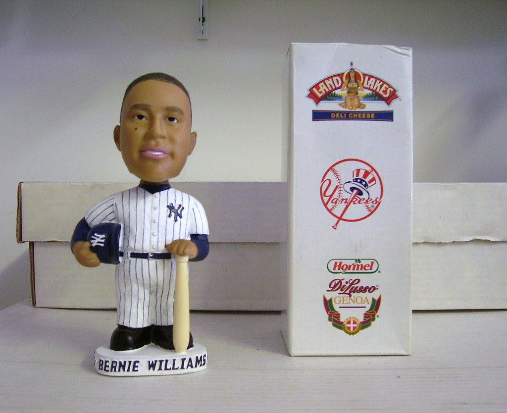 Bernie Williams Bobblehead