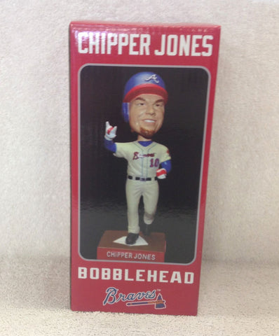Chipper Jones Bobblehead - BobblesGalore