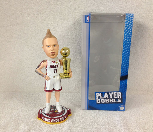 "Chris ""The Birdman"" Andersen Bobblehead - BobblesGalore"