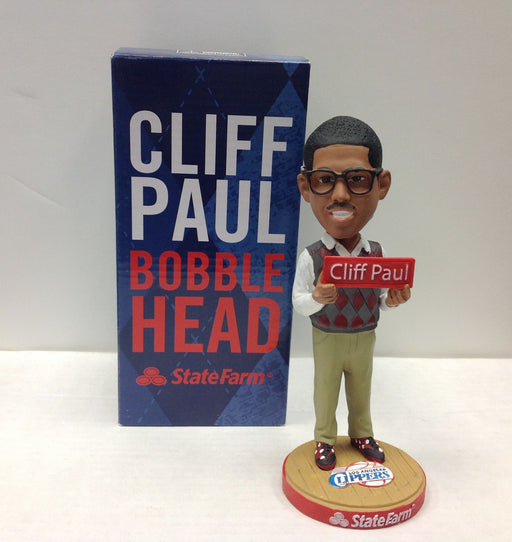 Cliff Paul Bobblehead - BobblesGalore