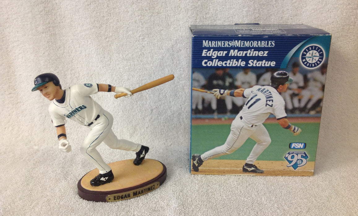 Edgar Martinez Action Figure Statue - BobblesGalore