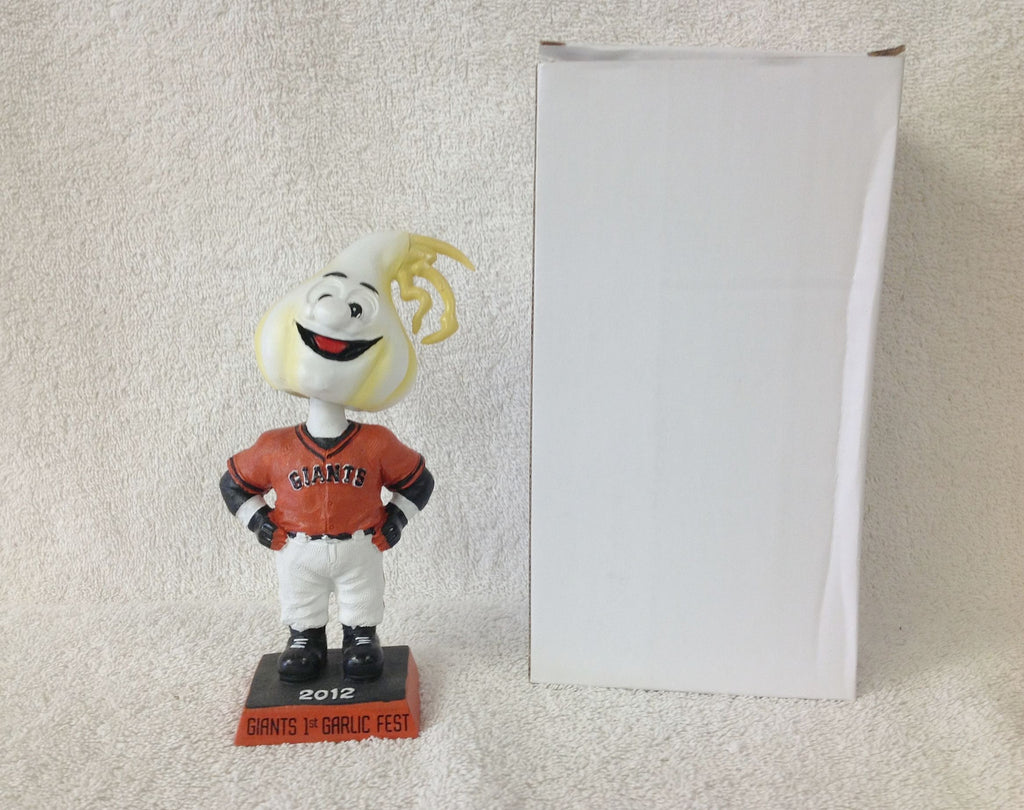 Herbie The Garlic Festival Bobblehead - BobblesGalore