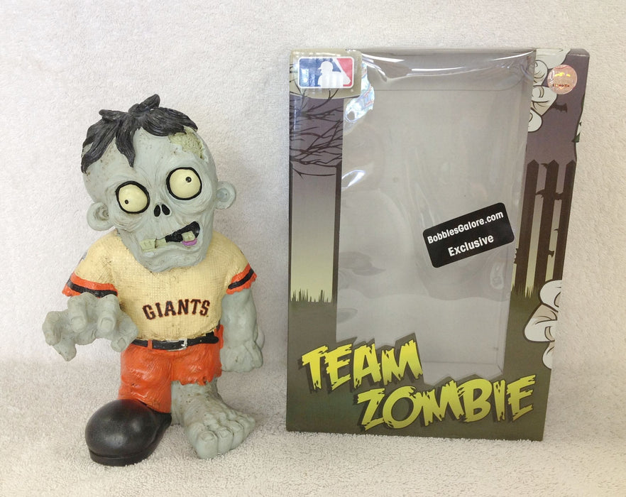 San Francisco Giants World Series Zombie - BobblesGalore
