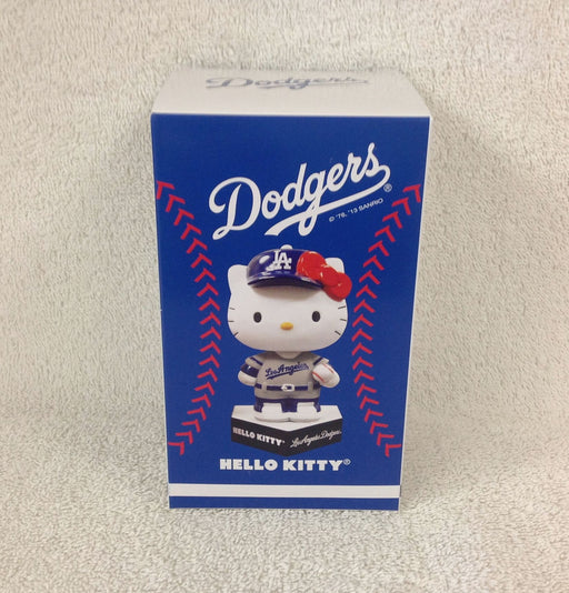 Hello Kitty Dodgers 2013 Bobblehead - BobblesGalore