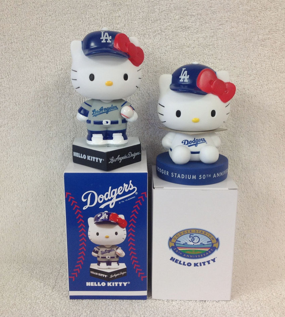 Hello Kitty Bobblehead Set - BobblesGalore