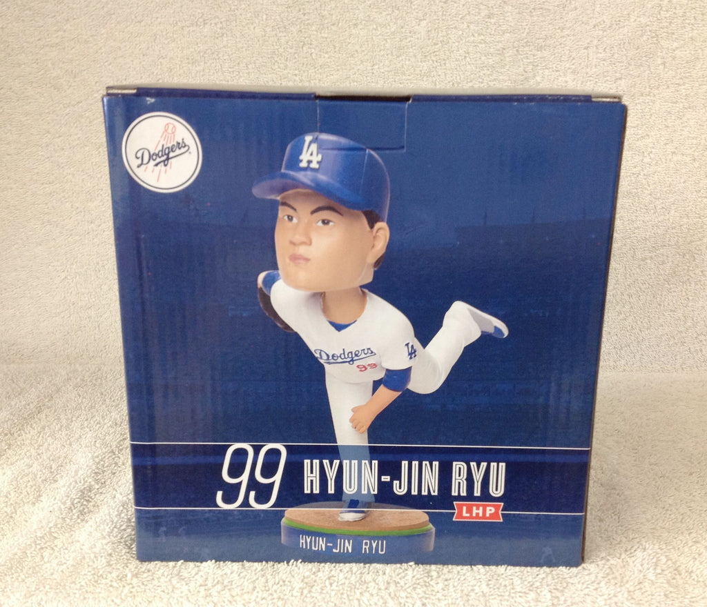 Hyun-Jun Ryu Bobblehead - BobblesGalore
