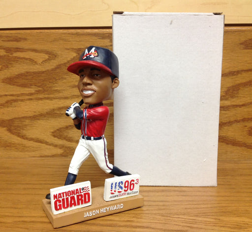 Jason Heyward Bobblehead - BobblesGalore