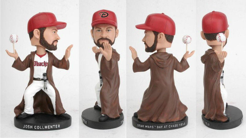 Josh Collmenter Star Wars Bobblehead - BobblesGalore