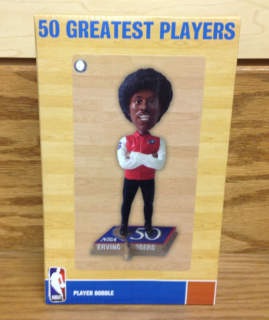 Julius Erving Bobblehead - BobblesGalore