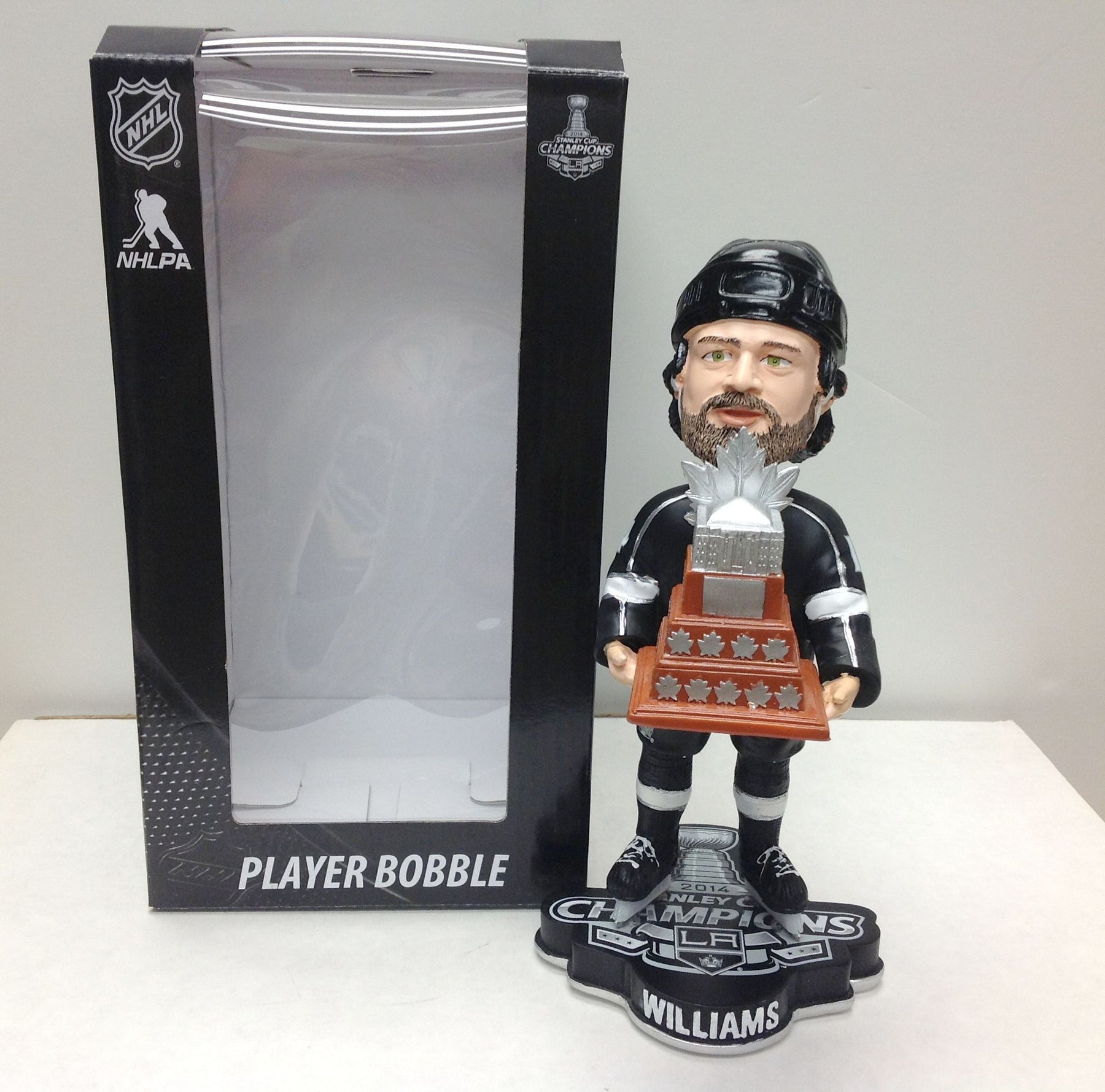 Justin Williams Bobblehead Conn Smythe - BobblesGalore