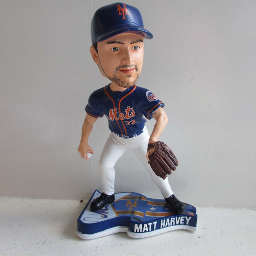 Matt Harvey Bobblehead - BobblesGalore