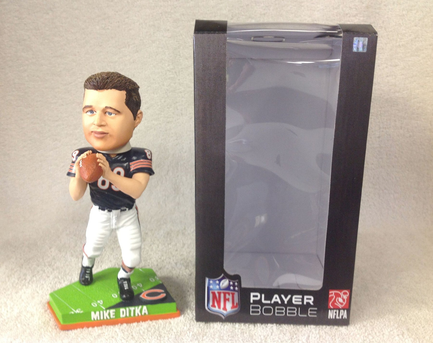 Mike Ditka Bobblehead - BobblesGalore