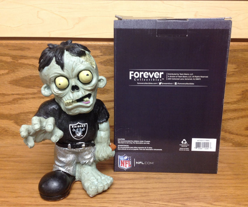 Oakland Raiders Zombie - BobblesGalore