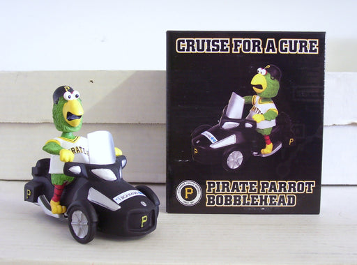 Parrot The Pittsburgh Pirates Mascot Bobblehead - BobblesGalore
