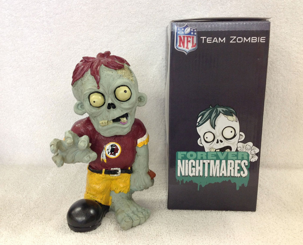 Washington Redskins Zombie - BobblesGalore