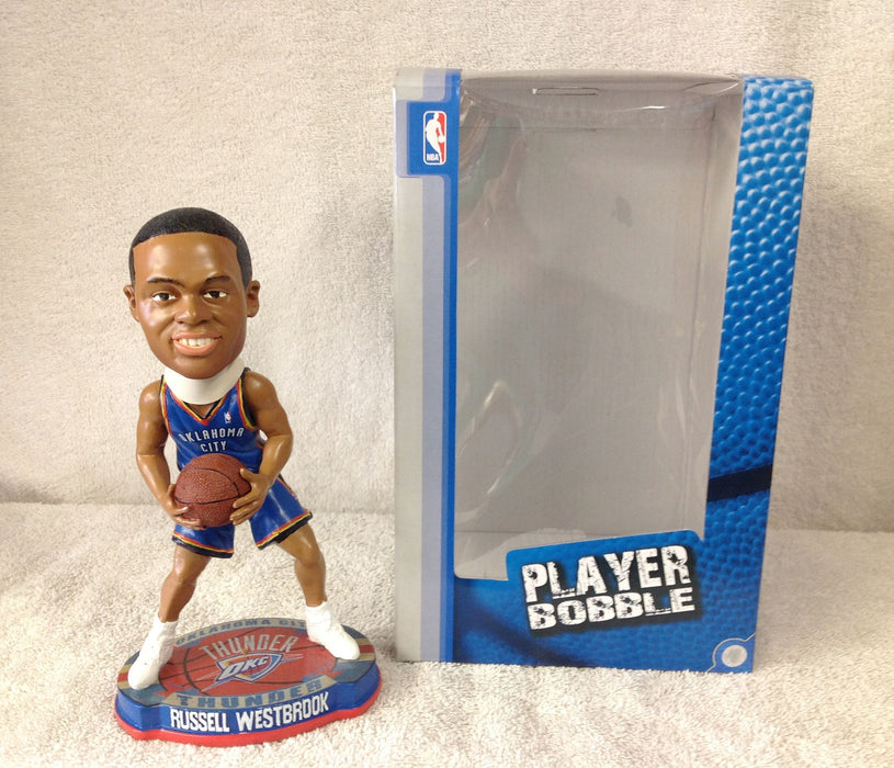 Chris Paul and Russell Westbrook Bobblehead Set - BobblesGalore