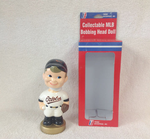 Baltimore Orioles Boy Face Bobblehead - BobblesGalore