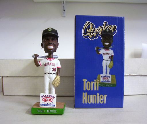 Torii Hunter Bobblehead - BobblesGalore