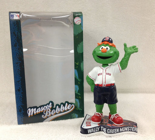 Wally the Green Monster Red Sox bobblehead - BobblesGalore