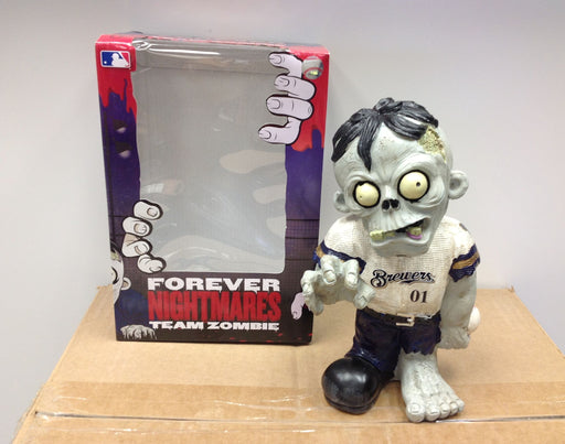 Milwaukee Brewers Zombie - BobblesGalore