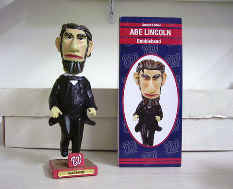 Abe Lincoln Bobblehead